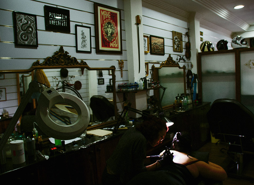 Oddity Tattoo Studio