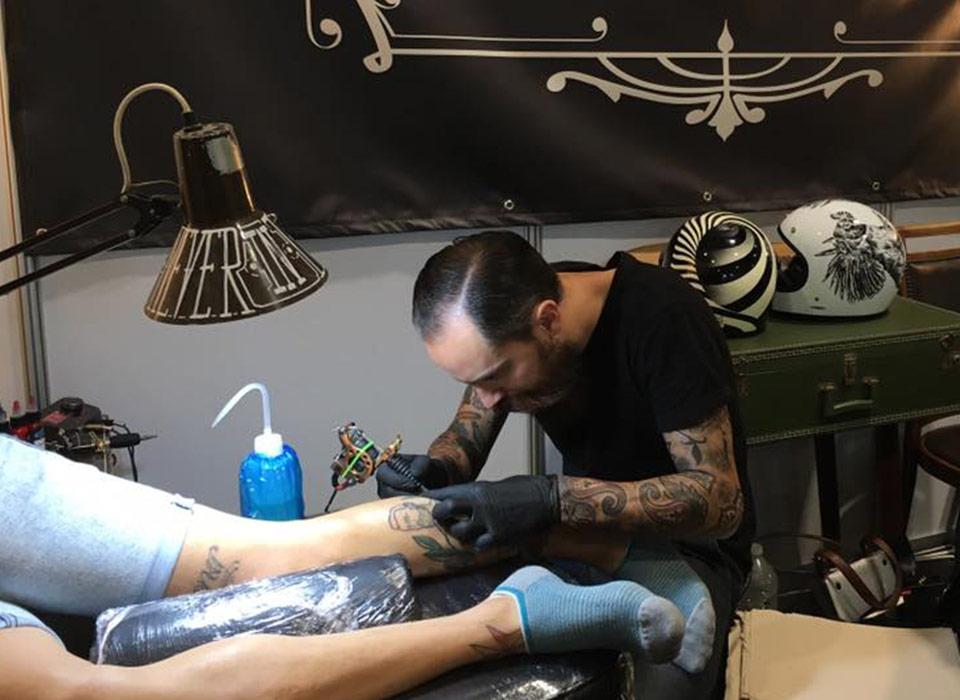 Oddity Tattoo Studio Events Malta Tattoo Expo 2016