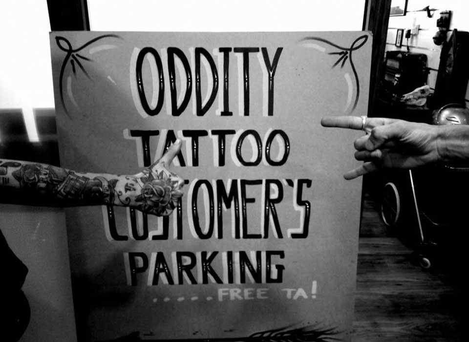 Oddity Tattoo Studio Events Tattoo Flash Day December 2016