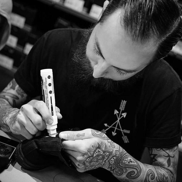 Oddity Tattoo Studio Martin Gafa Profile
