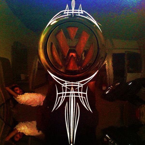 Oddity Tattoo Studio Pinstriping